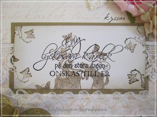 Bröllopskort närbild 13