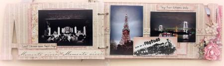 Japan Mini Album by Irene Tan5