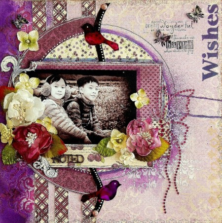 Wishes Layout by Irene Tan1(resize)