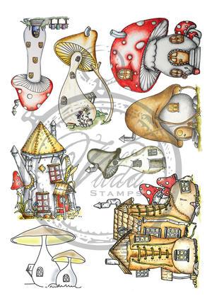 small houses vilda image