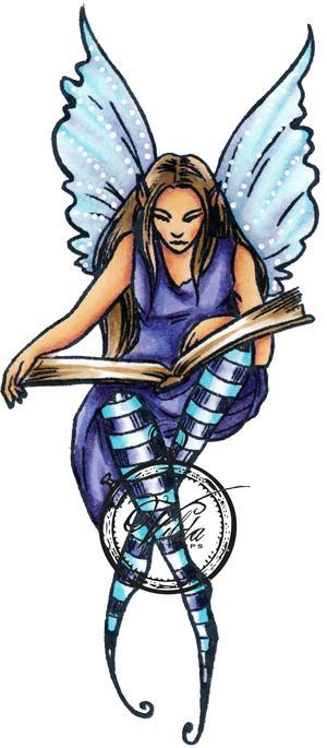 fairy-reading
