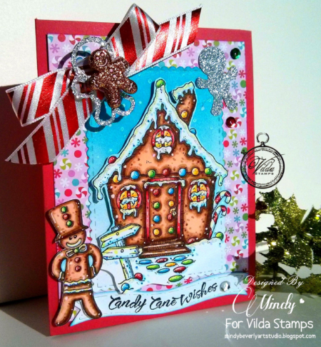 vilda-gingerbread-card